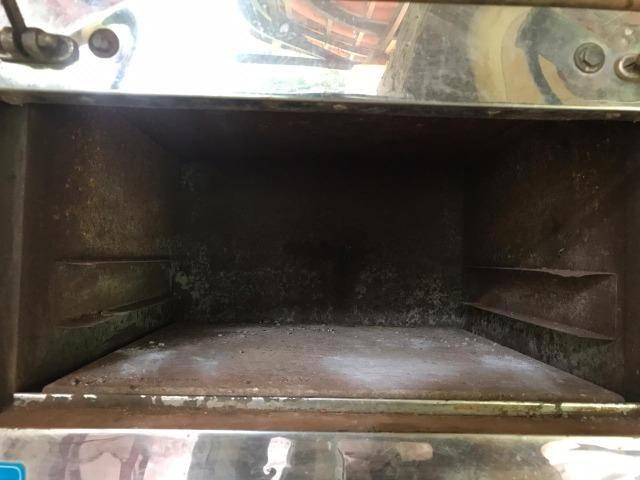 Forno de pedra refratária elétrico para pizza - Foto 4