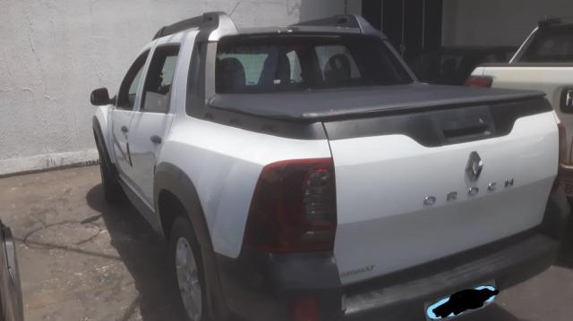 Renault Duster Oroch Expression 1.6 Branco - Foto 5