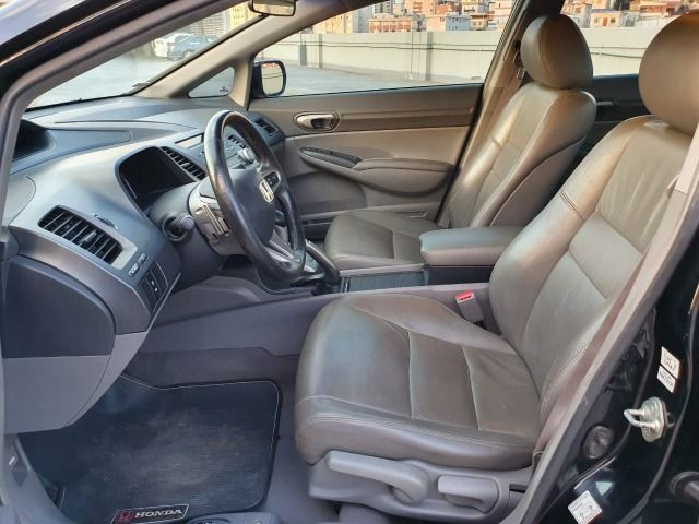 Honda New Civic LXL Flex - Automático + Borboletas - Abaixo da Fipe - Foto 10