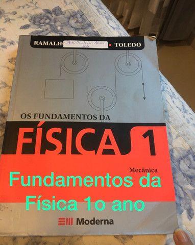 Livros Fundação Matias Machline (didáticos ensino médio)