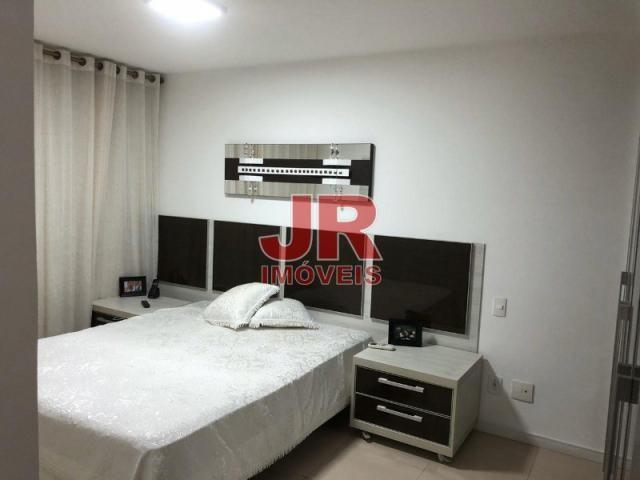 Excelente apartamento de alto padrão 4 suítes, decorado e mobiliado. Passagem-Cabo Frio-RJ - Foto 11