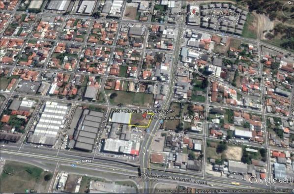 Terreno para alugar no Centro - Pinhais/PR - Foto 4