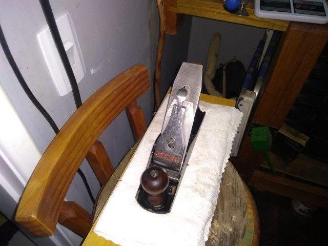Restauração/retificação plaina manual e outras ferramentas - Foto 5
