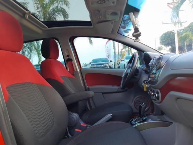 Fiat Palio Sporting Dualogic 1.6 Flex 16v 5p - Foto 4