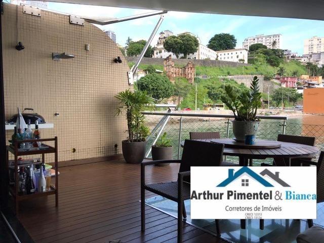 2 Suítes Porto Trapiche Alto Luxo dentro do Mar - Foto 20