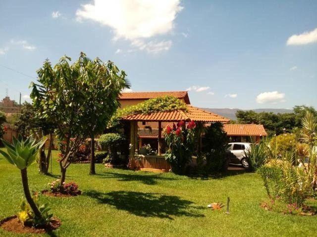 Sítio com estrutura completa de moradia e lazer em São Joaquim de Bicas/MG - Foto 3