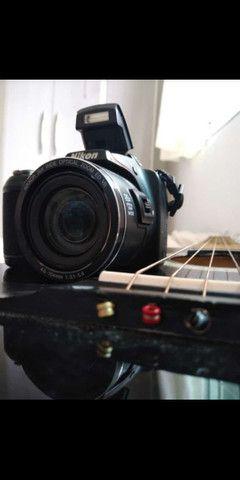 Nikon Coolpix L810 - Câmera Profissional Zoom 26X