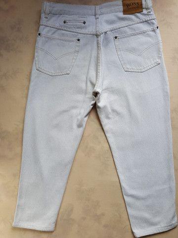 Calça Jeans Hugo Boss fabricado na Alemanha - Foto 6