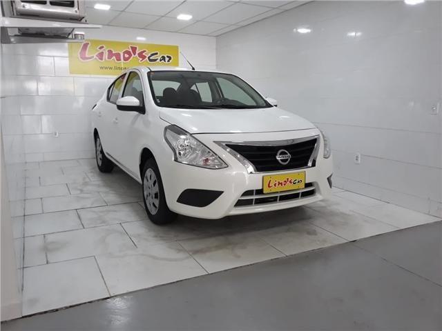 Nissan Versa 1.0 12v flex 4p manual