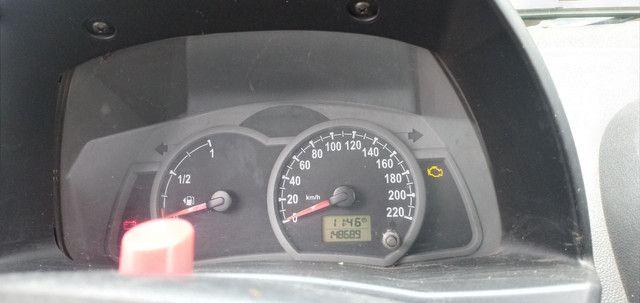 Troco Ford Ka 2009 por moto mais volta  ou 10,000 avista  - Foto 9
