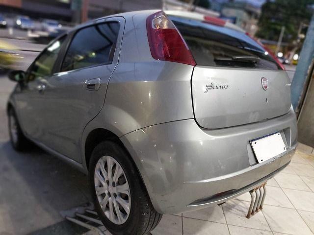 Fiat/ Punto Attractive 1.4 2011 Completa Sem Detalhes - Foto 8