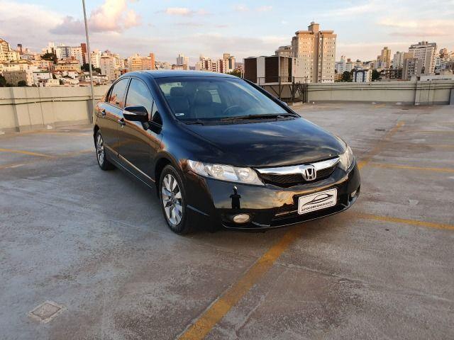 Honda New Civic LXL Flex - Automático + Borboletas - Abaixo da Fipe