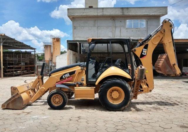 Retro escavadeira 416e - Foto 6