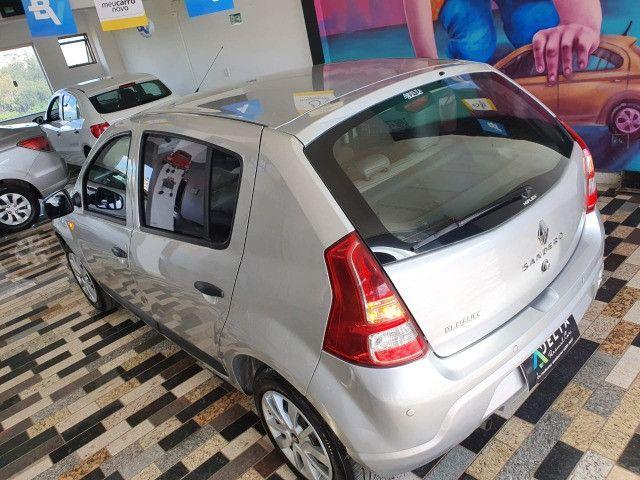 Renault Sandero Expression 1.6 - 2012 - Completo - Foto 14