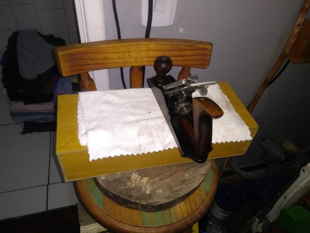 Restauração/retificação plaina manual e outras ferramentas - Foto 6