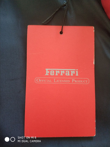 Colete Ferrari  - Foto 2