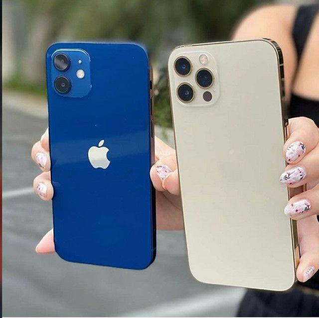 IPhone 12 128gb e 12 pro Max 256g em Promoção