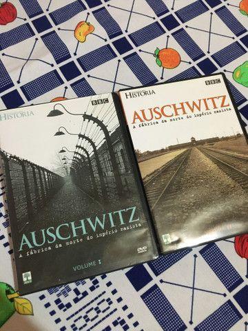 Auschwitz a fábrica de morte do império nazista