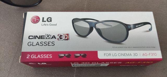Óculos 3D AG-F310 (4 unidades)