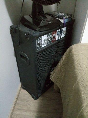 Caixa amplificada LL400 - Foto 2