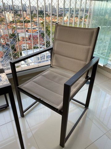 Mesa para varanda 2 lugares  - Foto 2