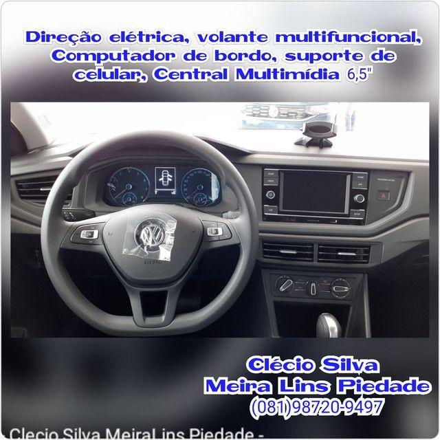 VIRTUS MSI 1.6 AUT 21/21 CLÉCIO SILVA  - Foto 5