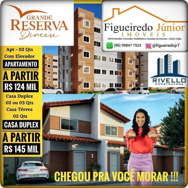 Grande Reserva Dirceu - Apartamento e Casas - Lançamento - Dirceu