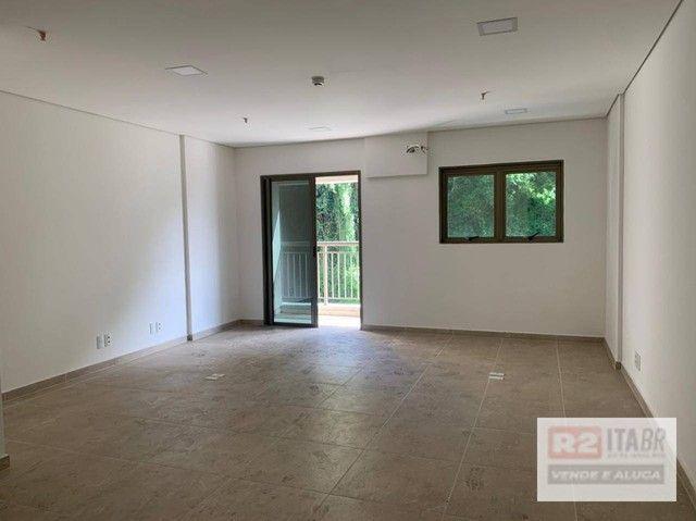 Conjunto, 43 m² - venda por R$ 175.000 ou aluguel por R$ 1.500/mês - Valongo - Santos/SP