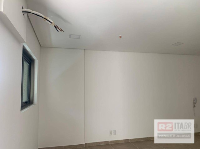 Conjunto, 43 m² - venda por R$ 175.000 ou aluguel por R$ 1.500/mês - Valongo - Santos/SP - Foto 6