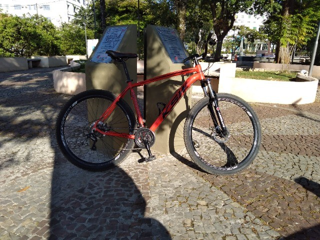 Bike KSW aro 29, quadro 21. - Foto 3