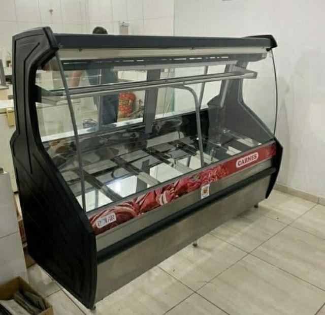 Balcão Carnes A pronta entrega da distribuidora aparti $8.349 - Foto 4