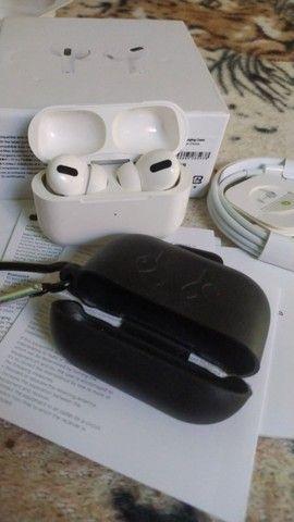 AirPods Pro Wireless + capa proteção case - Foto 3