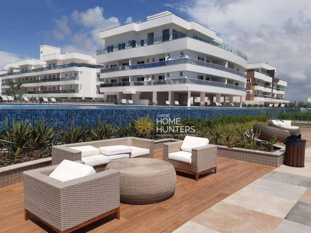 Excelente apartamento vista mar - Foto 10