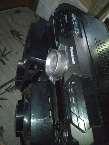 Som Panasonic completo - Foto 2
