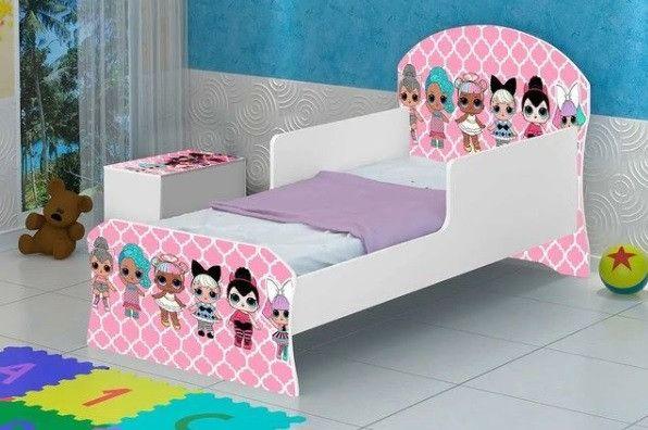 Mini cama Lola