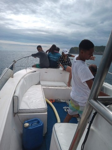 Lancha pesca, passeio e mergulho  - Foto 6