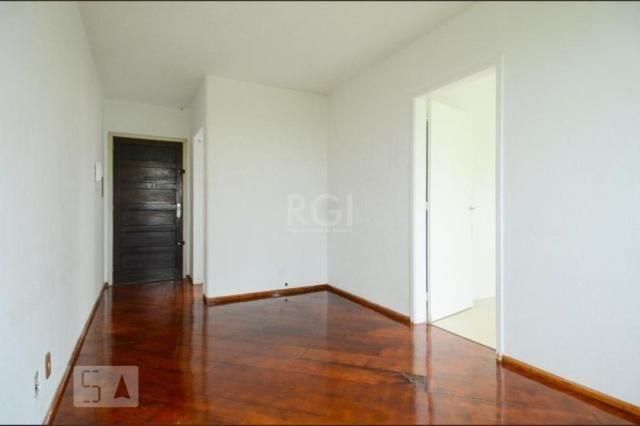 Apartamento à venda com 1 dormitórios em São sebastião, Porto alegre cod:LI50878627