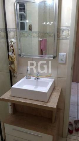 Apartamento à venda com 2 dormitórios em São sebastião, Porto alegre cod:NK18628 - Foto 8