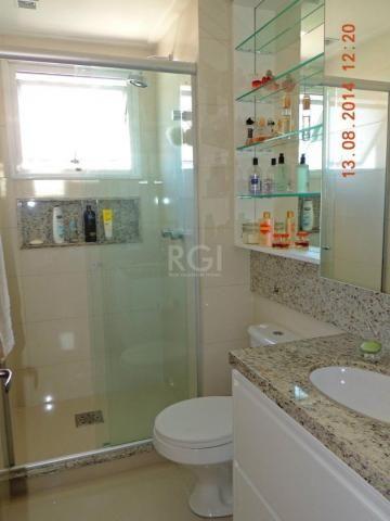 Apartamento à venda com 3 dormitórios em Jardim lindóia, Porto alegre cod:BT10933 - Foto 17
