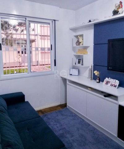 Apartamento à venda com 1 dormitórios em Cristo redentor, Porto alegre cod:HT517