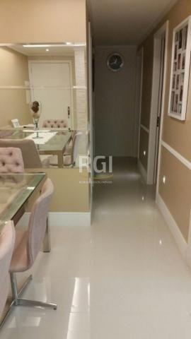 Apartamento à venda com 3 dormitórios em Jardim lindóia, Porto alegre cod:LI50876739 - Foto 17
