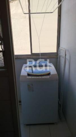 Apartamento à venda com 2 dormitórios em São sebastião, Porto alegre cod:NK18628 - Foto 6