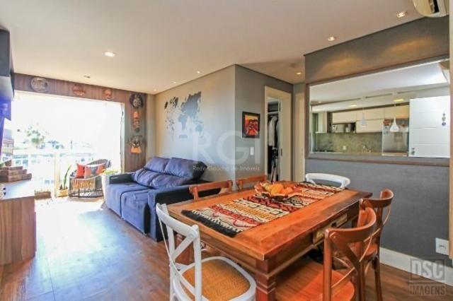 Apartamento à venda com 2 dormitórios em Vila ipiranga, Porto alegre cod:EV4418 - Foto 3