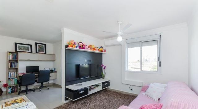 Apartamento à venda com 3 dormitórios em São sebastião, Porto alegre cod:JA11 - Foto 12