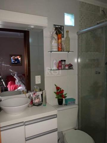 Apartamento à venda com 2 dormitórios em Vila bom princípio, Cachoeirinha cod:LI50879351 - Foto 8