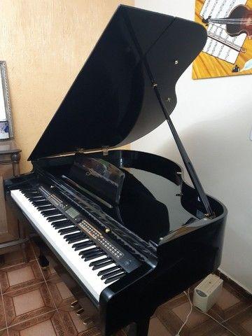 Piano 1/4 de calda ,eletrônico valor 22.500 - Foto 3
