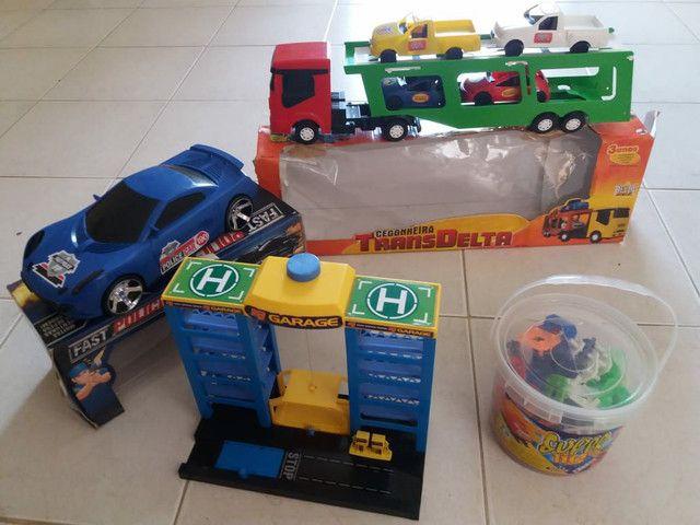 Brinquedos seminovos para venda  - Foto 5