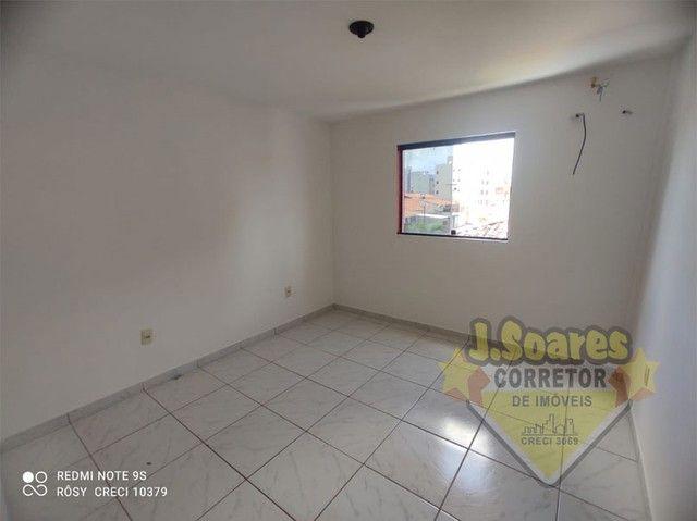 Cid. Universitário, 2 vagas, 3 quartos, suíte, 92m², R$ 980, Aluguel, Apartamento, João Pe - Foto 7