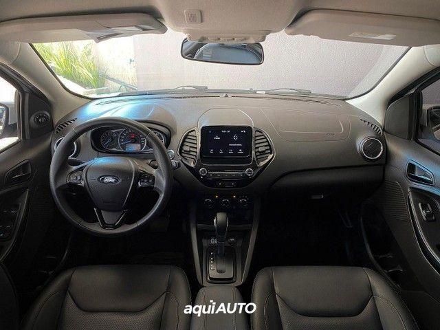 Ford KA Hatch Titanium 1.5 Automático 2019 Capa de Revista! - Foto 9