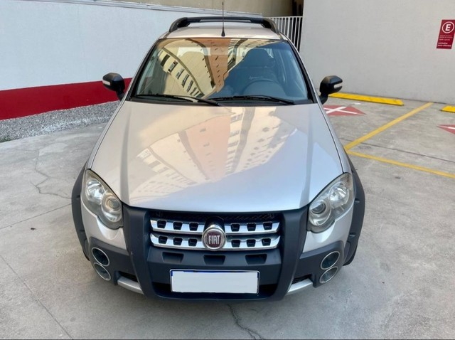 Fiat Strada Adventure  - Foto 3
